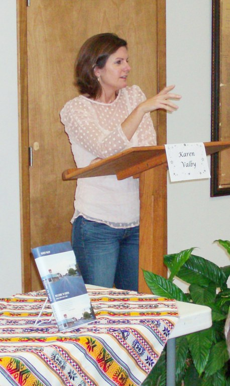 Karen Valby Speaking