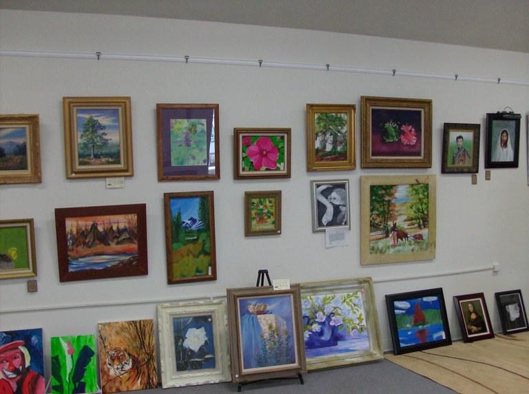 Tejas Art Exhibit 2