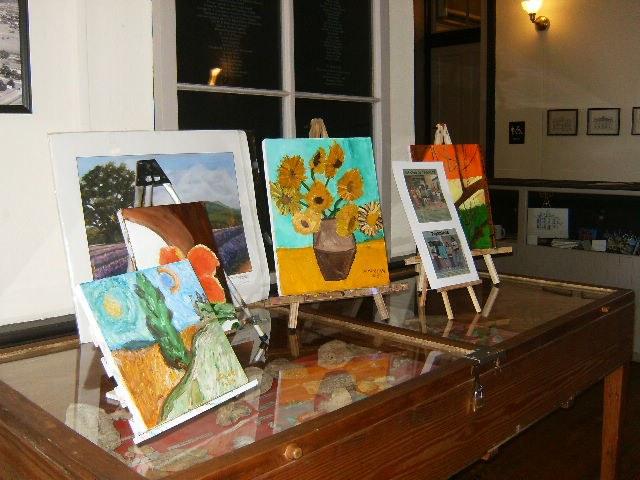 Tejas Art Exhibit July 2008_1