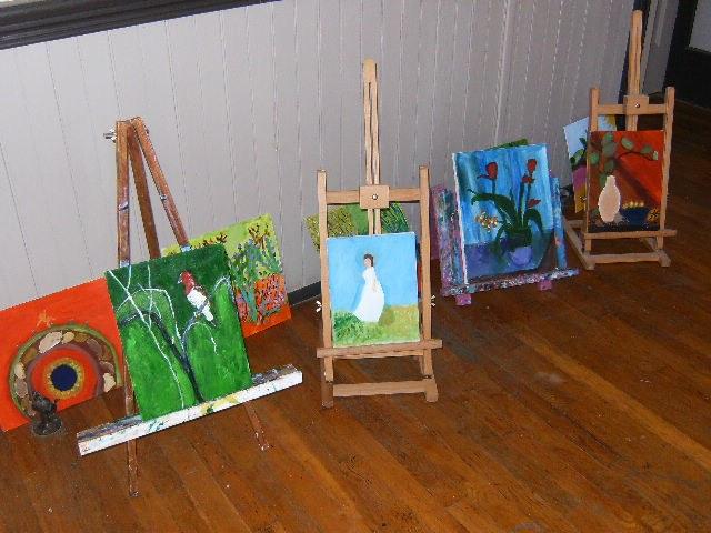 Tejas Art Exhibit July 2008_2