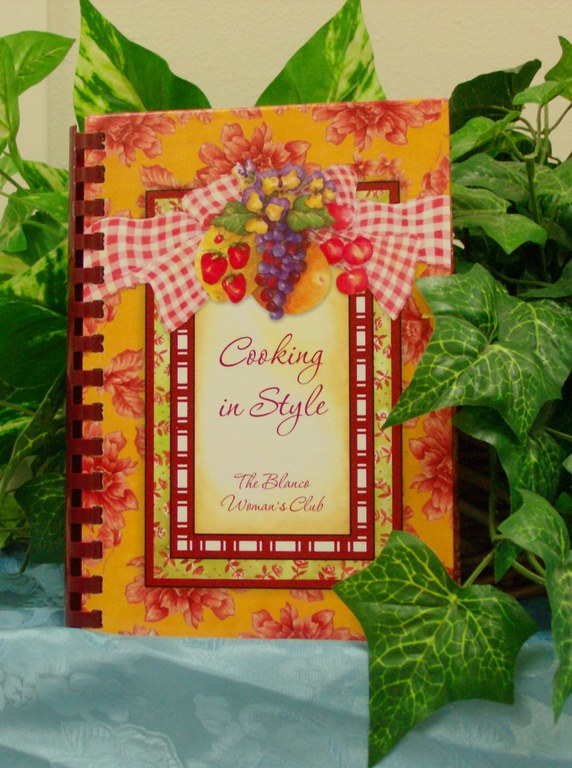 Woman's Cookbook 2010