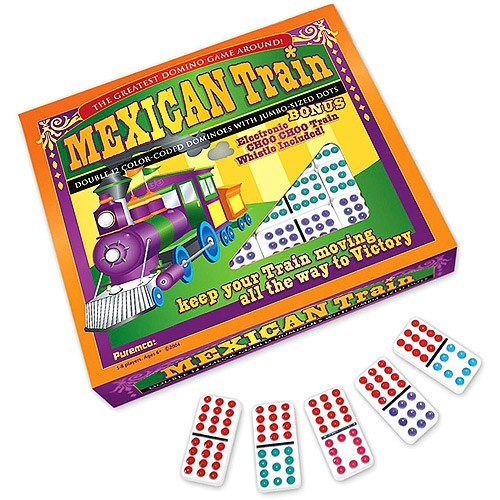 Mexican Train game