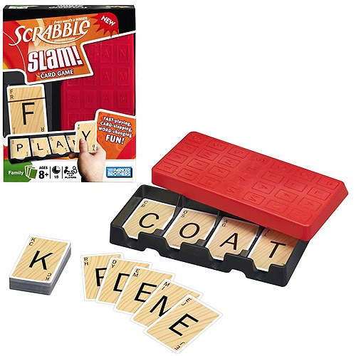 Scrabble Slam Game