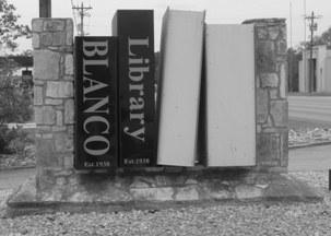 Blanco Library Books