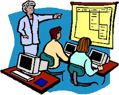 computer class image