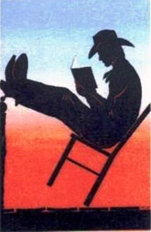 Blanco Library Cowboy