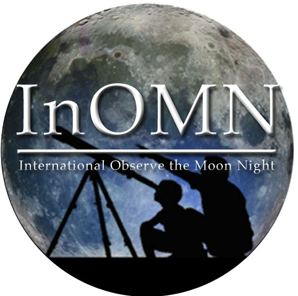 International Observe the Moon Icon