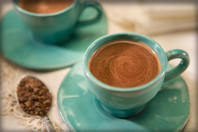 Sipping Chocolate Image