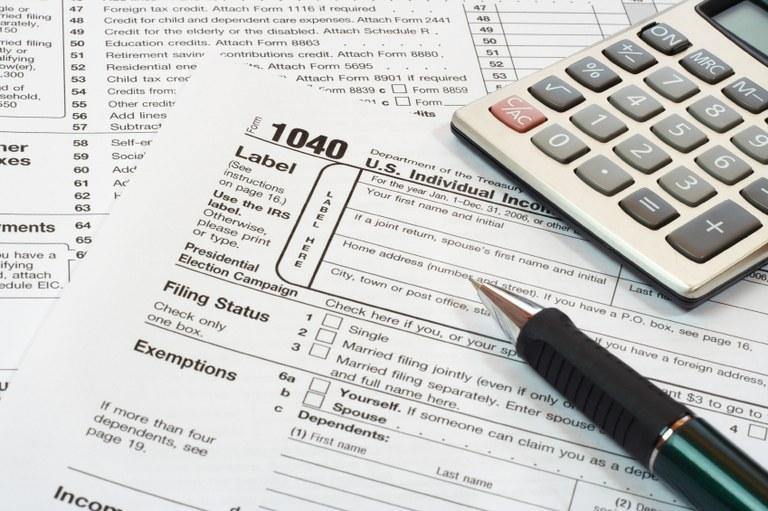 Tax Return Image