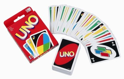 Uno game picture