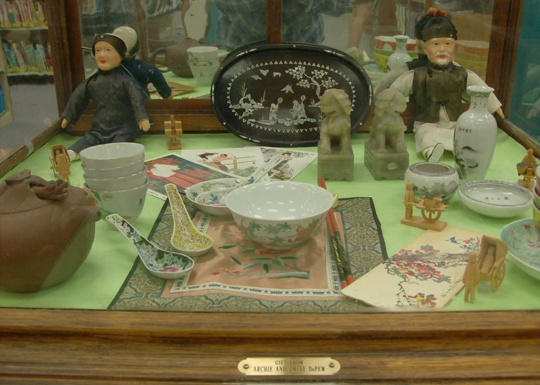 China collectables