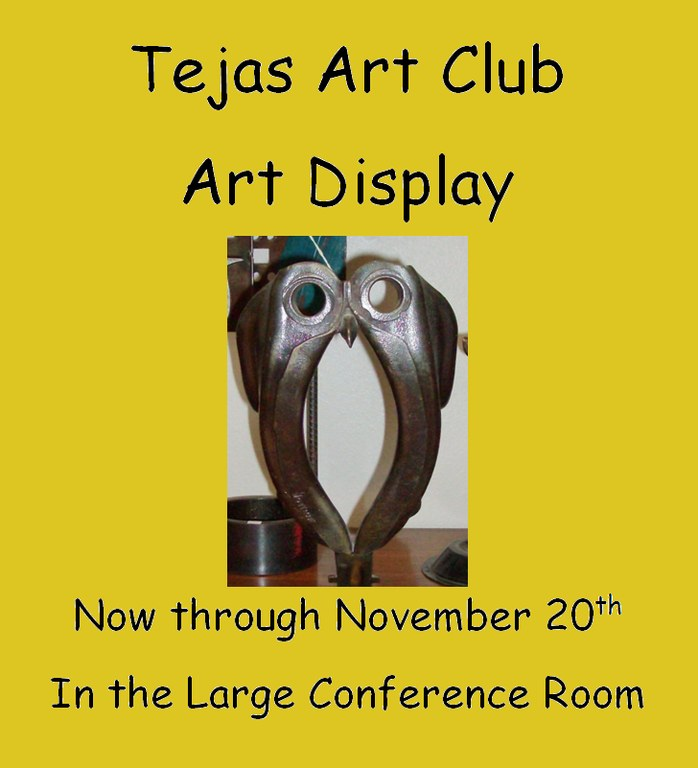 Tejas Art Display