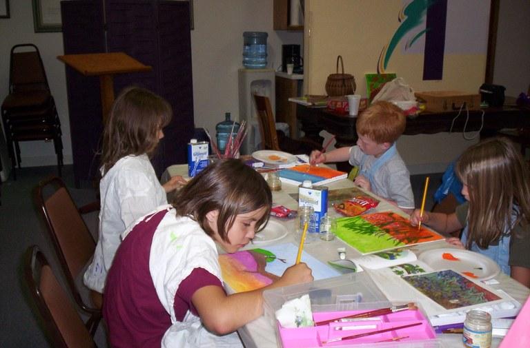 Kids Art2 - 2008