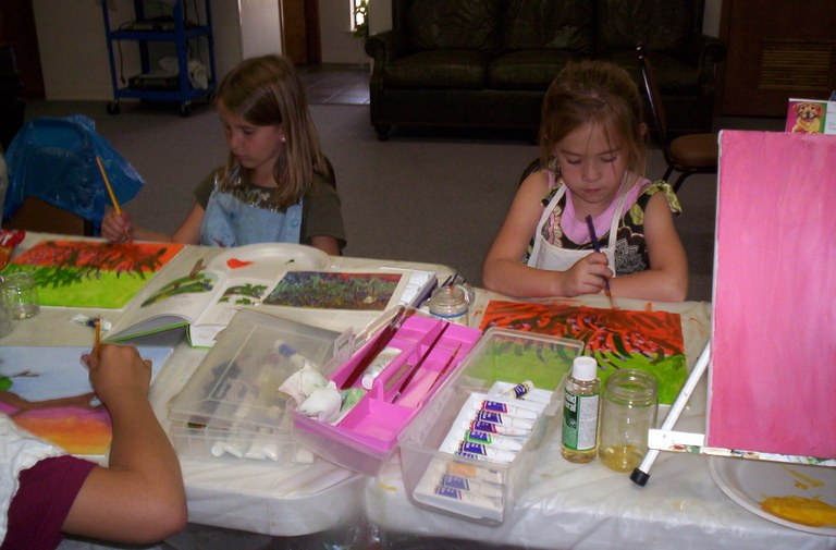 Kids Art3 - 2008