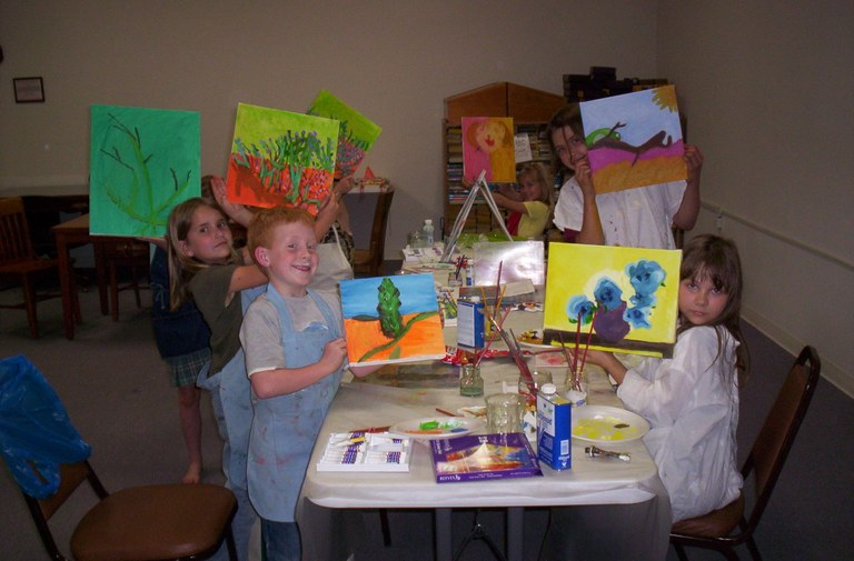 Kids Art4 - 2008