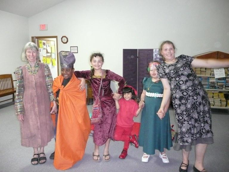 Kids Drama1 - 2008