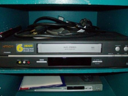 VHS Player