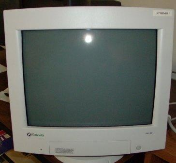 Monitor EU500A