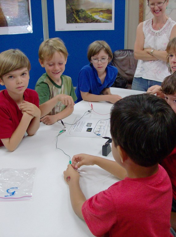 Building Circuits with PEC 2014