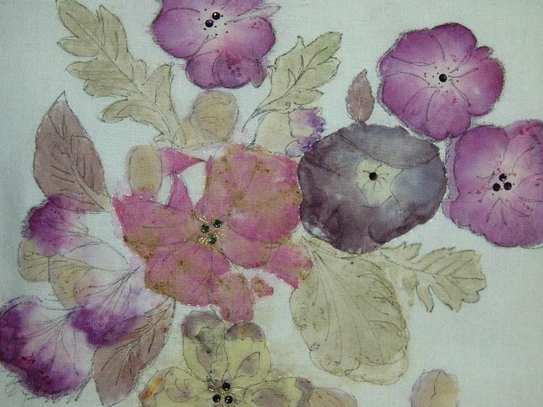 Flower Pounding example