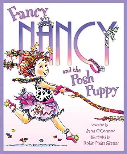 fancy nancy and the posh puppy.jpg