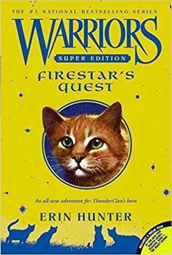 Firestar's Quest (Warriors.jpg