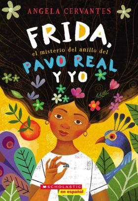 Frida, el misterio del anillo del pavo real y yo.jpg