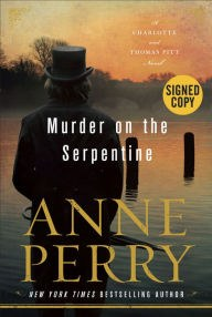 Murder on the Serpentine by Anne Perry.jpg