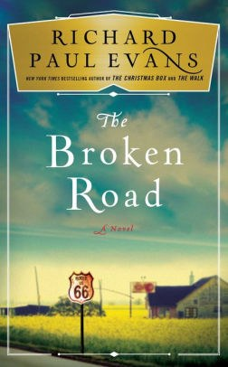 The Broken Road by Richard Paul Evans.jpg
