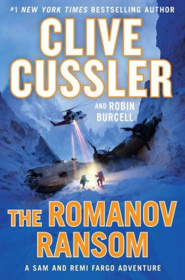 The Romanov Ransom (Fargo Adventure Series #9).jpg