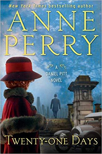 Twenty-one Days A Daniel Pitt Novel.jpg