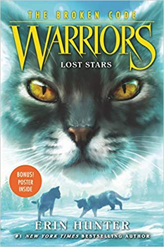 Warriors The Broken Code 1 Lost Stars.jpg
