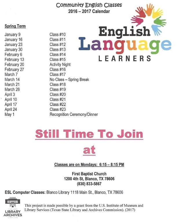 ESL - ELL Community English Classes 2016-2017 pic.jpg