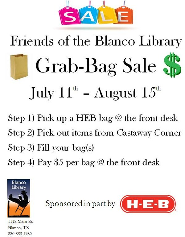 Friends - Grab bag sale 2016 pic.JPG